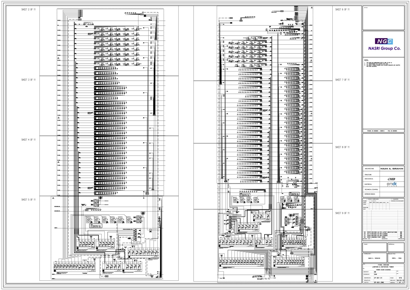 Cheb middle east and lebanon mep mechanical electrical plumbing high rise building diagram power publicscrutiny Images